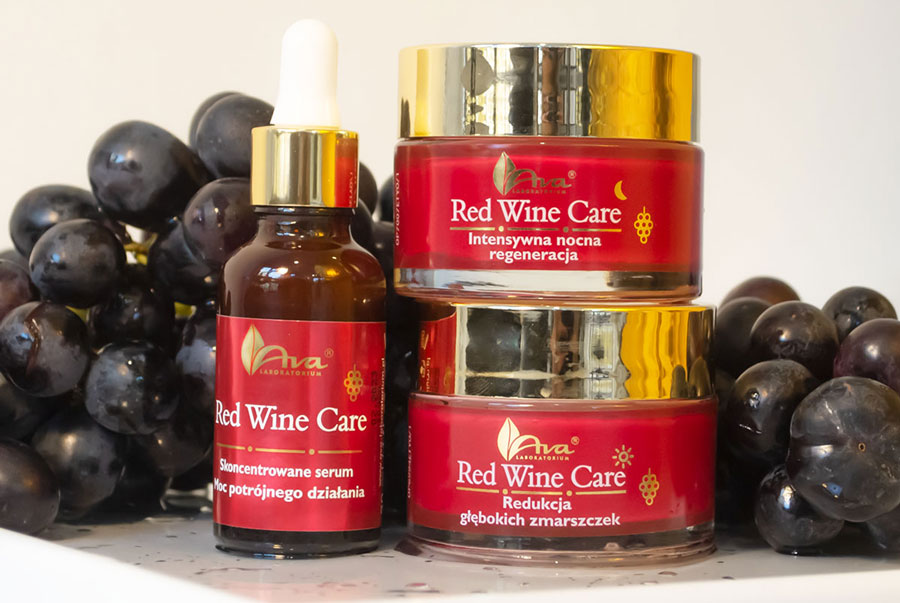 AVA Red Wine Care zestaw 2